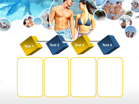 Beach Party PowerPoint Template Slide 18