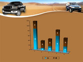 Pickup Truck Free PowerPoint Template#17