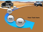 Pickup Truck Free PowerPoint Template#6