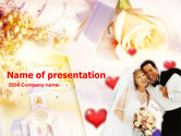 Holiday/Special Occasion: Templat PowerPoint Gratis Pernikahan #00138