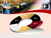 Truck Driver PowerPoint Template#19