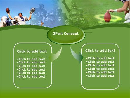 Touchdown PowerPoint Template Slide 4