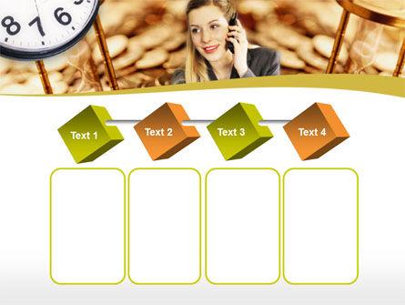 Business Secretary PowerPoint Template Slide 18