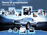 Car Choice PowerPoint Template#1