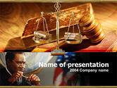 Legal: Modello PowerPoint - Udito #00156