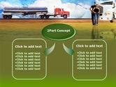 Truck Driving Job Free PowerPoint Template#4