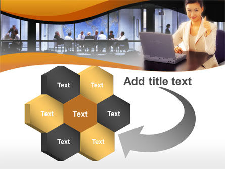 Business Assistant PowerPoint Template Slide 11