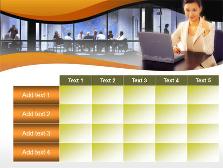 Business Assistant PowerPoint Template Slide 15