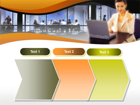 Business Assistant PowerPoint Template Slide 16