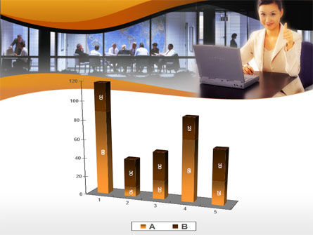 Business Assistant PowerPoint Template Slide 17