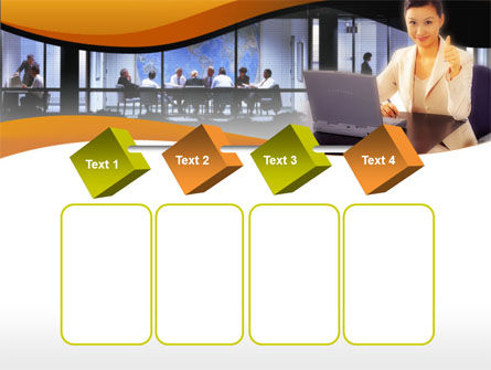 Business Assistant PowerPoint Template Slide 18