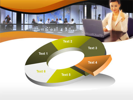 Business Assistant PowerPoint Template Slide 19