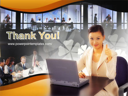 Business Assistant PowerPoint Template Slide 20