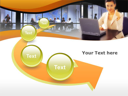 Business Assistant PowerPoint Template Slide 6