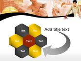 Business Team PowerPoint Template#11