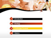 Business Team PowerPoint Template#3