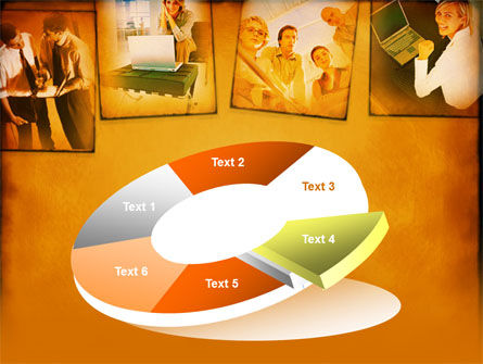 Young Team In Business PowerPoint Template Slide 19