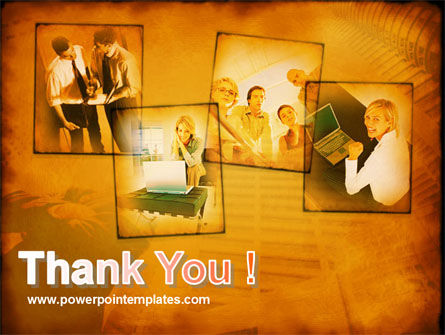 Young Team In Business PowerPoint Template Slide 20