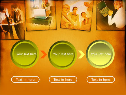 Young Team In Business PowerPoint Template Slide 5