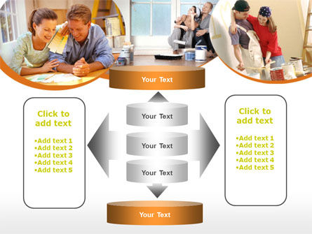 Home Planning Ideas PowerPoint Template Slide 13