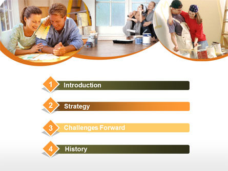 Home Planning Ideas PowerPoint Template Slide 3