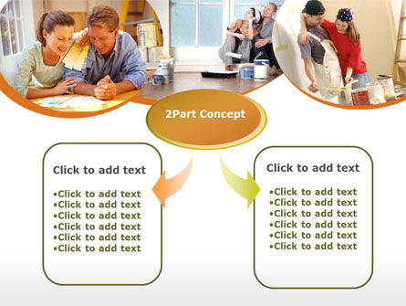 Home Planning Ideas PowerPoint Template Slide 4