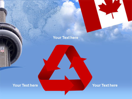 Canada PowerPoint Template Slide 10