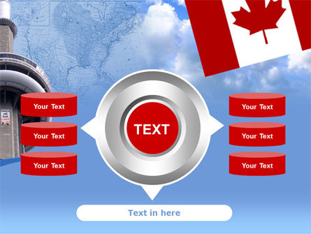 Canada PowerPoint Template Slide 12
