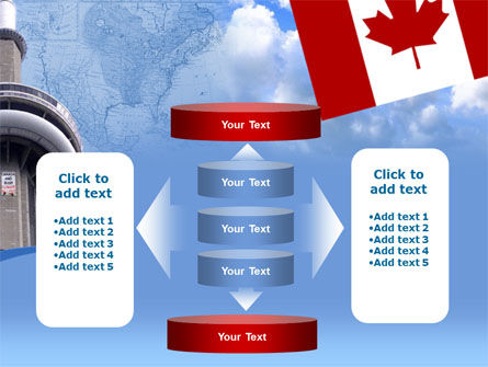 Canada PowerPoint Template Slide 13
