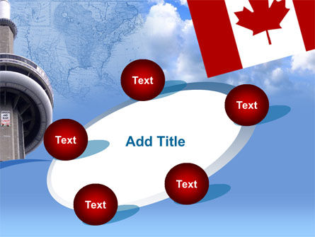 Canada PowerPoint Template Slide 14