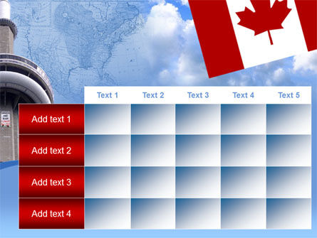 Canada PowerPoint Template Slide 15
