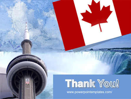Canada PowerPoint Template Slide 20