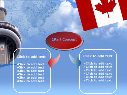 Canada PowerPoint Template Slide 4