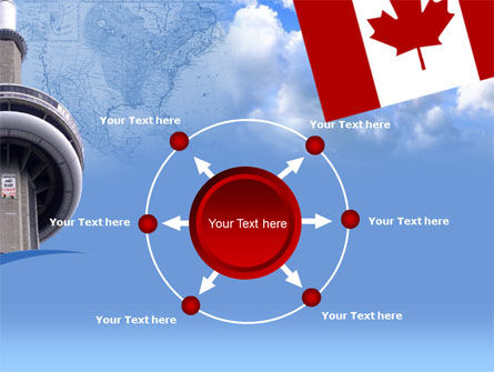 Canada PowerPoint Template Slide 7
