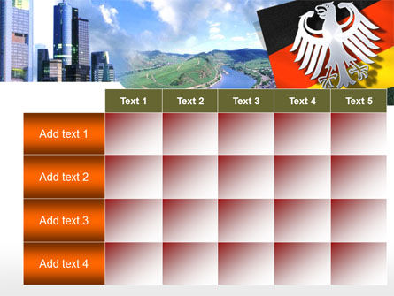Germany PowerPoint Template Slide 15