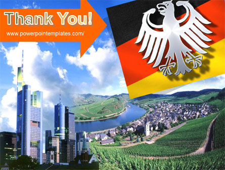Germany PowerPoint Template Slide 20