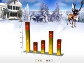 Christmas Deer PowerPoint Template#17