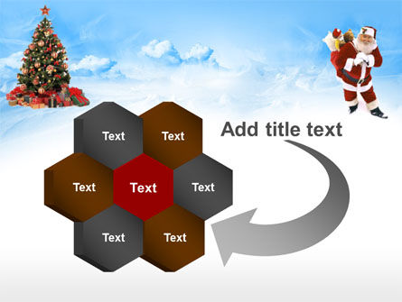 Free Christmas PowerPoint Template, Xmas Slide 11