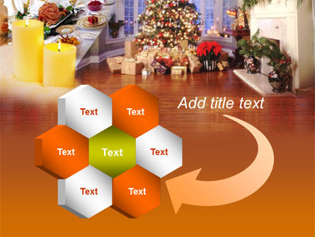 New Year PowerPoint Template Slide 11