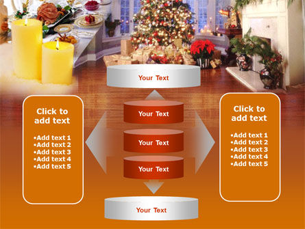 New Year PowerPoint Template Slide 13