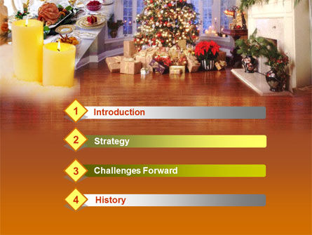 New Year PowerPoint Template, Slide 3, 00177, Holiday/Special Occasion — PoweredTemplate.com