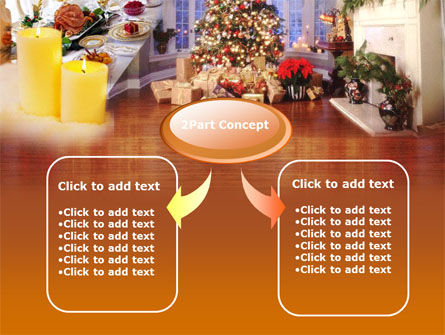 New Year PowerPoint Template, Slide 4, 00177, Holiday/Special Occasion — PoweredTemplate.com