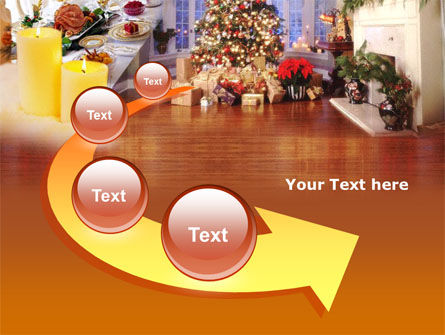 New Year PowerPoint Template Slide 6