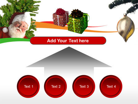 Santa Claus PowerPoint Template Slide 8