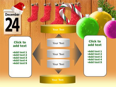 25th December PowerPoint Template Slide 13