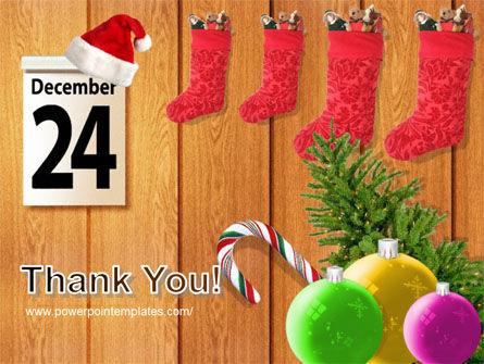 25th December PowerPoint Template Slide 20
