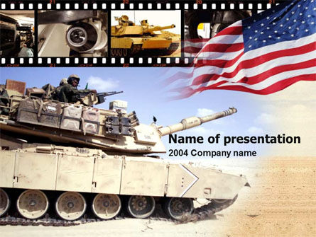 Military: Military Operations PowerPoint Template #00180