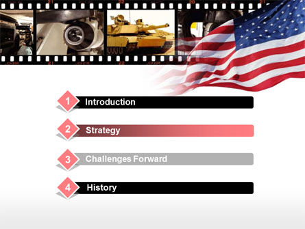 Military Operations PowerPoint Template Slide 3