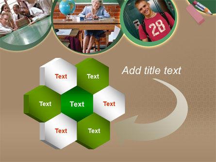 School Study PowerPoint Template Slide 11
