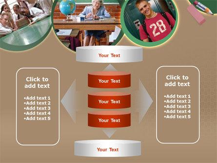 School Study PowerPoint Template Slide 13